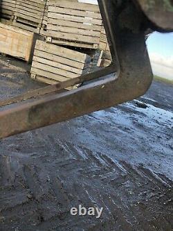 Genuine John Deere Heavy Duty Pallet Forks telehandler Pin and Cone forklift
