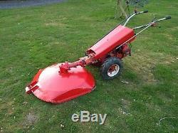 Gravely Heavy Duty Brush Mower Rough Verge Paddock Rotary Two Wheel Tractor