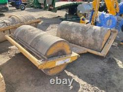 Grays Triple Rolls Set 20' Tractor Farm field 20ft