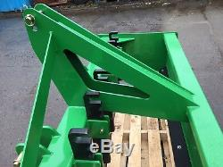 HEAVY DUTY TRACTOR 9ft BOX SCRAPPER BLADE, LEVELING, Grader