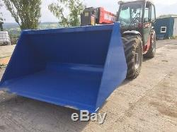 Heavy Duty Bobcat Skidsteer Muck Grab Fork Compact Tractor from £800 Plus Vat