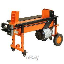 Heavy Duty Electric Hydraulic Log Splitter Wood Timber Cutter Duo Blade Fm16mw