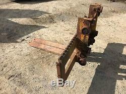 Heavy Duty Forklift Tractor Loader Pallet Forks Tele Handler