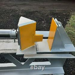 Heavy Duty Log Splitter 60 Ton