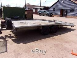 Heavy Duty Plant Trailer, £1500.00