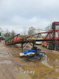 Heavy duty Container loading ramps £2000+vat