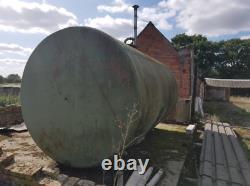 Heavy duty steel tank, steel storage tank