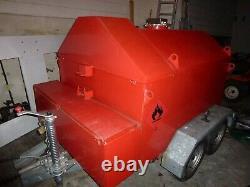Highway Aviation Bunded Bowser