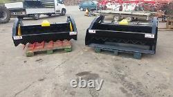 Hood Engineering Bale Shear (bale handling)