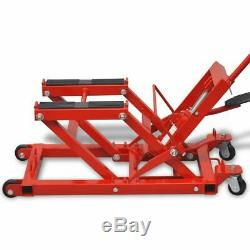 Hydraulic Car/Tractor/Motorcycle/ATV Jack 680 kg Cast Steel Heavy Duty Garage