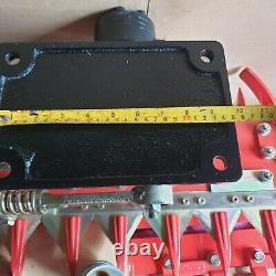 Hydraulic Finger Bar large 1.8m heavy duty NO VAT