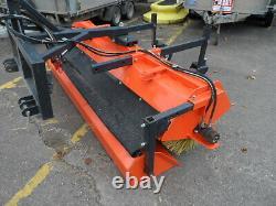 Hydraulic Tuchel Road Sweeper Ex Demo, 2019/2020 Model