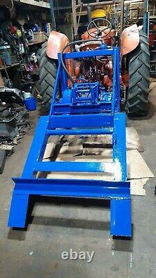 Hydraulic Winch 3 Point Linkage