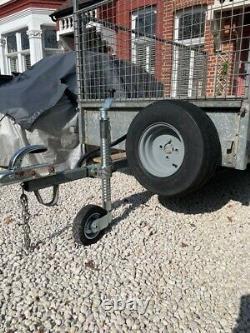 Ifor Williams P6e Trailer Heavy Duty 750kg
