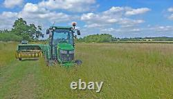 JOHN DEERE 456A CONVENTIONAL HAY & STRAW BALER for TRACTOR