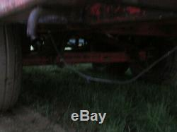JONES HEAVY DUTY Hyd Tilt-Bed Lowloader Trailer, 24ft