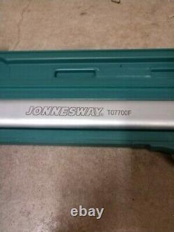 JONNESWAY 100-700 ft. Lbs. Torque Wrench Breaker Bar Semi Tractor Tire T07700F