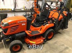 Kubota G26 Heavy Duty Tractor Mower, High Lift, 26hp, Vgc