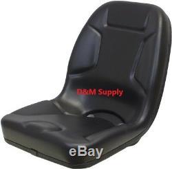 Kubota Tractor heavy duty steel bottom original type large bucket seat B & L