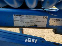 LEMKEN KARAT 9-400 Trailed Heavy Duty Stubble Cultivator, 2011, 4 metre