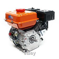 LIFAN 168F-2C Petrol Engine 6.5HP 20mm Heavy Duty Forestry Vibratory Plate