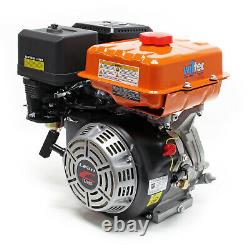 LIFAN 188F-C 25mm Petrol Engine 12.9HP Heavy Duty Forestry Vibratory Plate