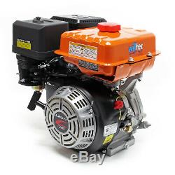 LIFAN 188F-C Petrol Engine 12.9HP Heavy Duty Forestry Vibratory Plate