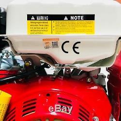 LIFAN 390Q-PRO Heavy Duty 13hp Anti-Vibration Petrol Engine Replaces GX390 1