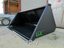 LWC Heavy Duty Telehandler Bucket 2.3m 1.5m3 from £1045 + VAT JCB Manitou Merlo