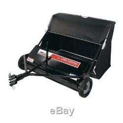 Lawn Sweeper Professional Grade 42 Heavy Duty Adjustable Riding Tractor Attach