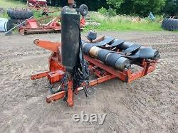 Lawrence Edwards Tractor 3pl Mounted Silage Bale Wrapper, Mchale, Silapac, tanco