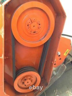 Lipa TLBE 1200 heavy duty flail mower hedge cutter
