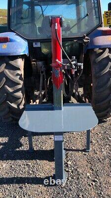 Log Splitter, Heavy Duty Tractor Mounted