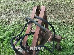 Log Splitter Heavy Duty tractor operated £380