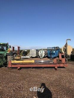 Log Splitter Tree Splitter Extra Large Heavy Duty Wood Splitter