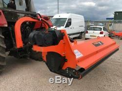 MDL 2.2 Metre Cut Pro Heavy Duty Verge Mower / Grass Season / Flail Topper