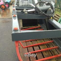 Muck grab 5ft Tanco Brackets NEVER BEEN USED