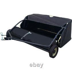 Neilsen 48 Towed Lawn & Leaf Sweeper Tractor Quad Bike Heavy Duty Extra Long