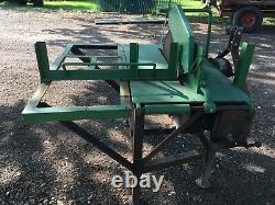 PTO Driven Saw Bench