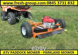 Paddock MowerPaddock TopperATV Paddock MowerATV Paddock TopperQuad Mower