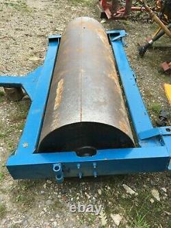 Paddock field roller