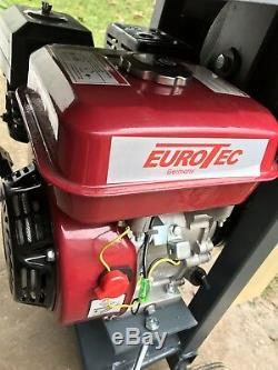 Petrol Log Splitter Heavy Duty Log Splitter 6.5kw WOOD TIMBER CUTTER