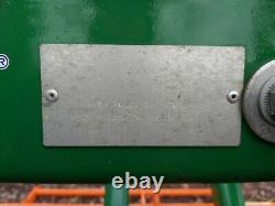 Posch Log Deck/Log Lifter