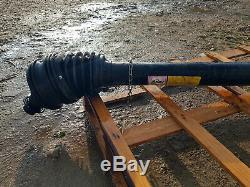Pto Shaft Heavy Duty £400+vat From 2015 Claas Baler Wide Angle Bondioli