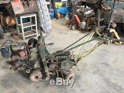 Ryan heavy duty turf cutter