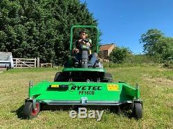 Ryetec Professional 1.6m Heavy Duty John Deere Front Mounted Flail Mower