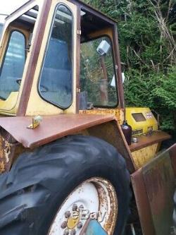 Sanderson OFFROAD Forklift Tractor Diesel Manual Heavy Duty. Self-Build