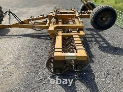 Simba 6 Meter PressHydaulic LiftDouble Press, Rear Cultivator, Heavy Duty