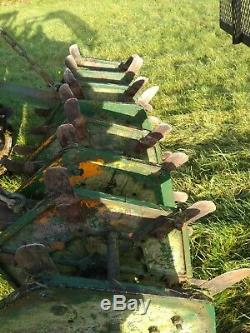 Sisis Slitter. Spiker. Areator. Tractor. Field. Paddock Maintenance. Drainage