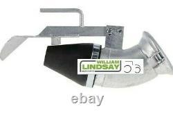 Slurry Tanker 6 Female Italian Low Level Inverted Spread Plate Sprinkler Unit